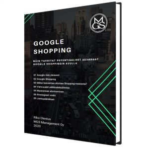 Google Shopping oppaan kuva